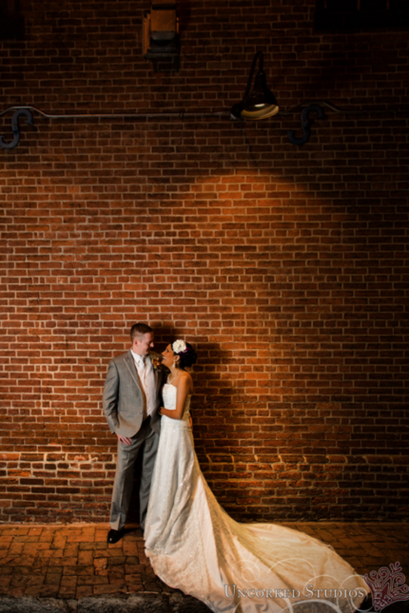 The Twisted Tail wedding venue picture 12 of 16 - Photo by: Uncorked Studios