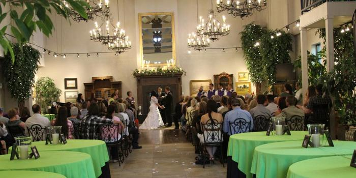 Ivy House Weddings and Events wedding venue picture 7 of 16 - Ivy House Weddings At Western Gardens Downtown