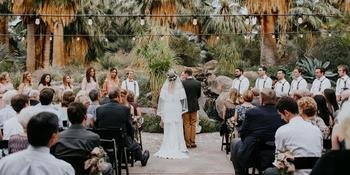The Living Desert Zoo & Gardens weddings in Palm Desert CA