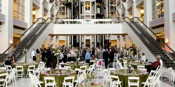 The Atrium at Montgomery Park wedding venue picture 2 of 11 - Photo by: John Valls Photography