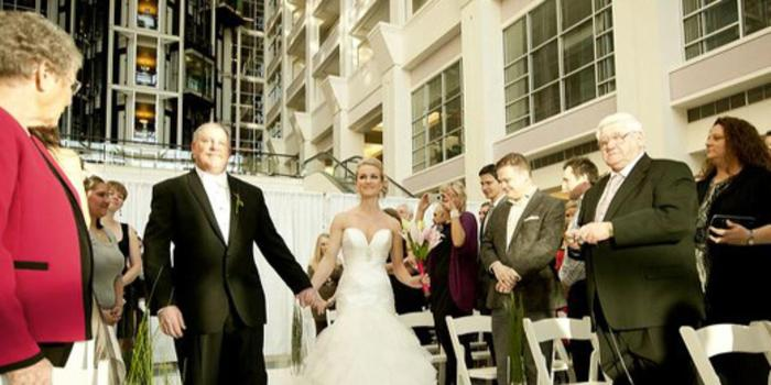 The Atrium at Montgomery Park wedding venue picture 3 of 11 - Photo by: John Valls Photography
