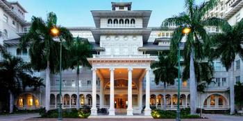 Moana Surfrider Westin Resort & Spa weddings in Honolulu HI