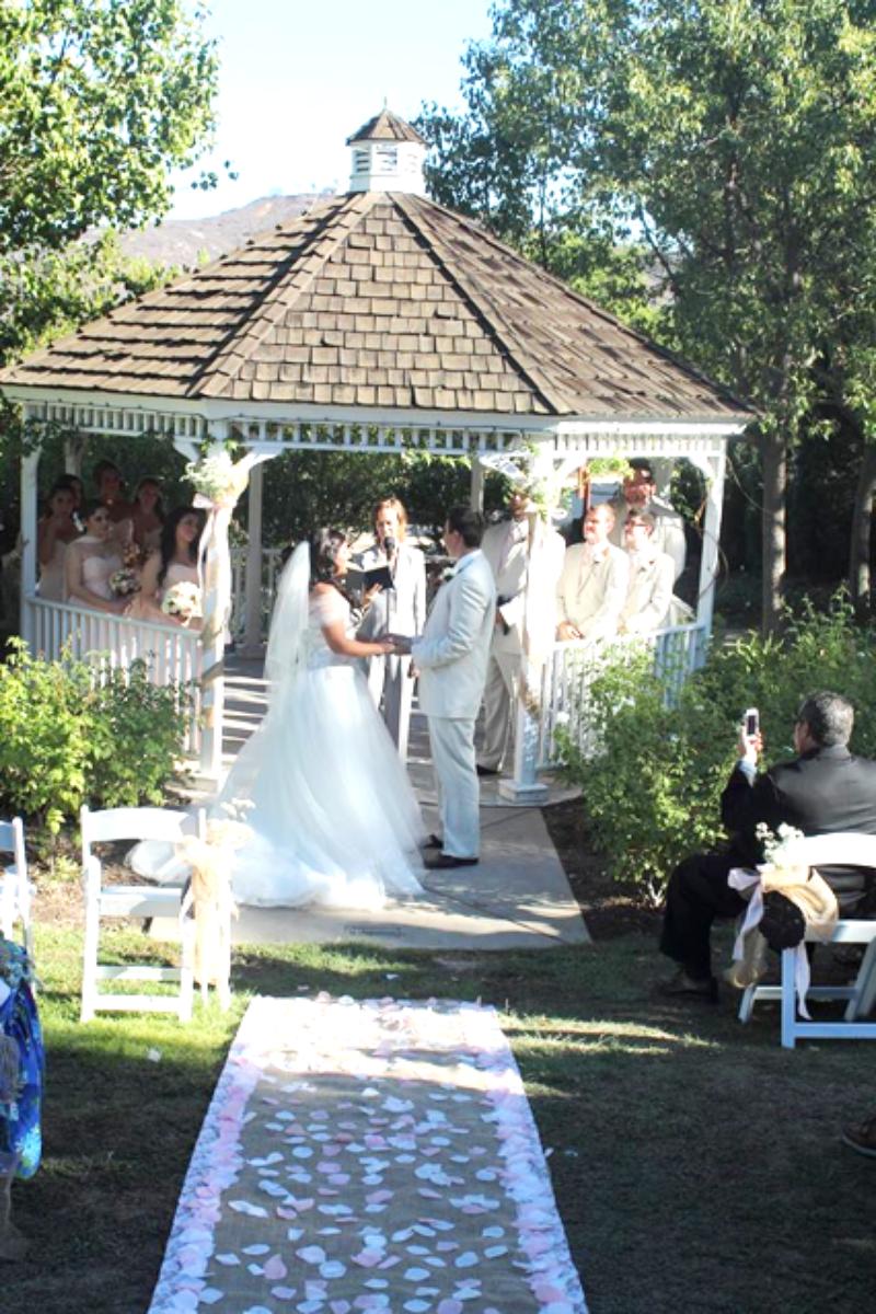 The Water Conservation Garden Weddings