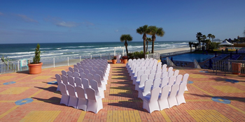The Plaza Resort and Spa weddings in Daytona Beach FL