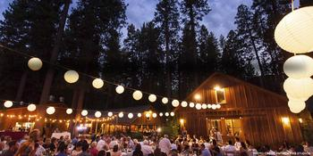 Evergreen Lodge weddings in Groveland CA