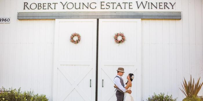 Robert Young Estate Winery, a Milestone property wedding venue picture 12 of 16 - Photo by: You+We Photography
