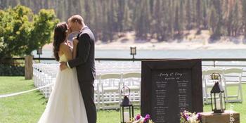 The Pines Resort weddings in Bass Lake CA