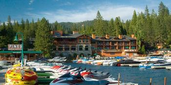The Pines Resort weddings in Bass Lake CA