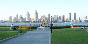Coronado Landing Park weddings in San Diego CA