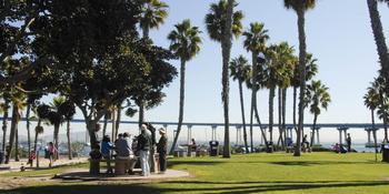 Coronado Tidelands Park weddings in San Diego CA