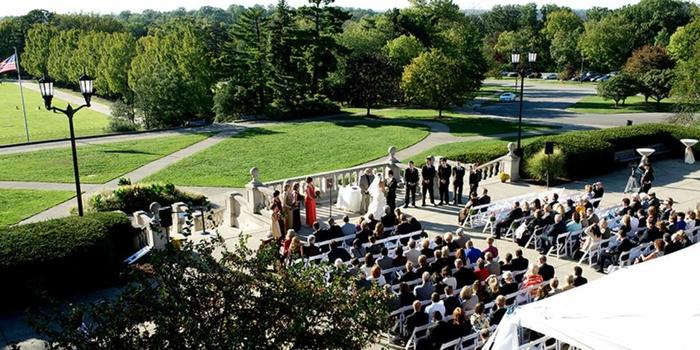Ault Park Pavilion wedding venue picture 7 of 14 - Photo by: Images by Daniel Michael Photography