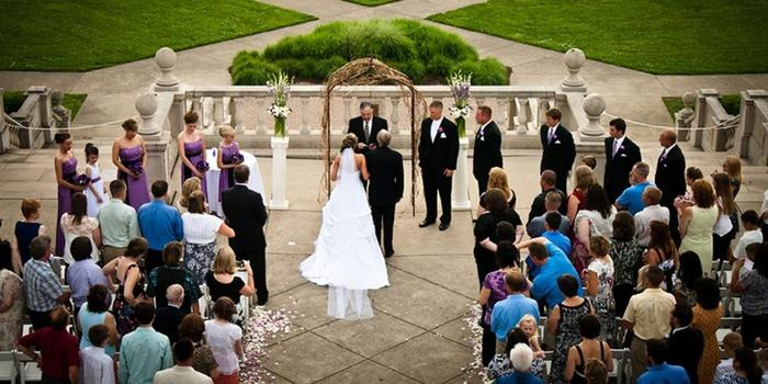 Ault Park Pavilion wedding venue picture 2 of 14 - Provided by:  Ault Park Pavilion