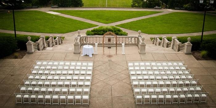 Ault Park Pavilion wedding venue picture 1 of 14 - Provided by:  Ault Park Pavilion