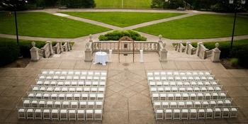 Ault Park Pavilion weddings in Cincinnati OH