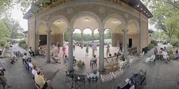 Mt. Echo Park Pavilion weddings in Cincinnati OH