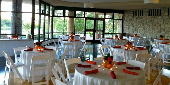 TM Berry Friendship Park Pavilion wedding venue picture 8 of 12 - Provided by: Premier Park Events