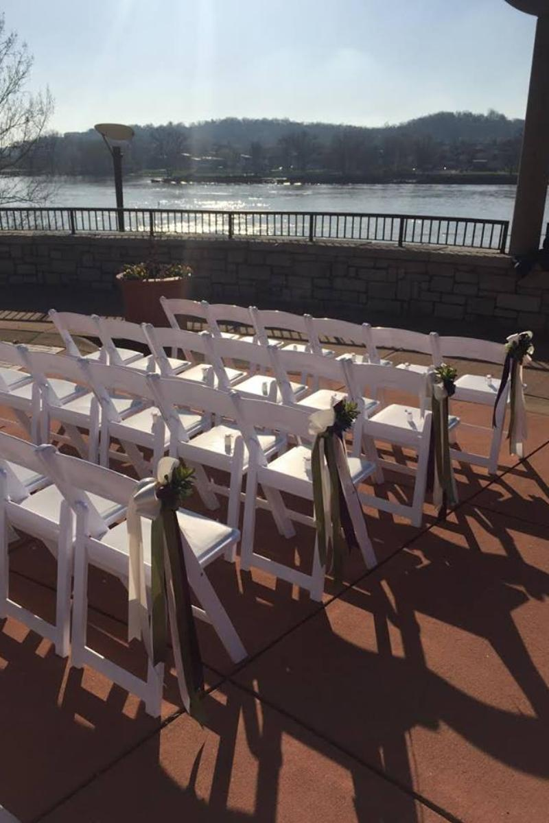 TM Berry Friendship Park Pavilion wedding venue picture 3 of 12 - Provided by: Premier Park Events