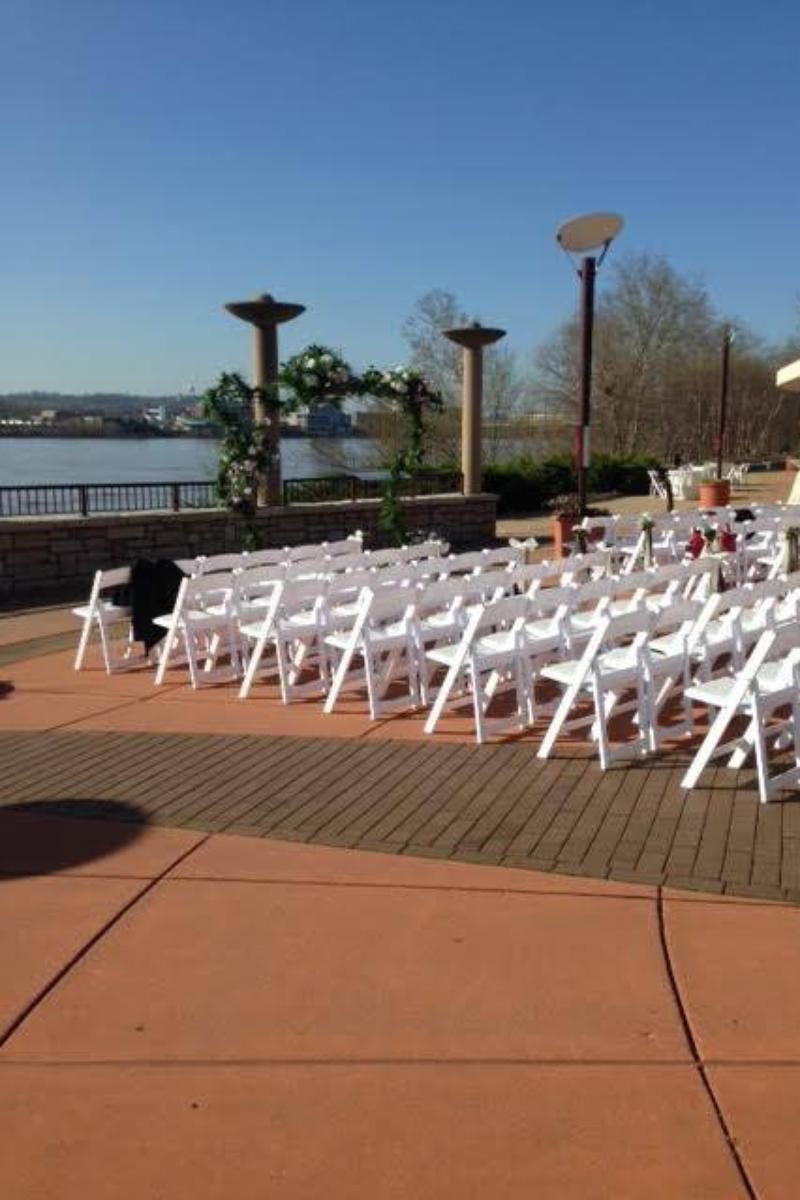 TM Berry Friendship Park Pavilion wedding venue picture 4 of 12 - Provided by: Premier Park Events
