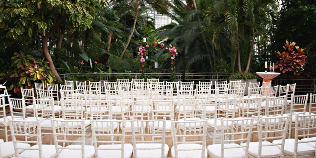 Krohn Conservatory Weddings