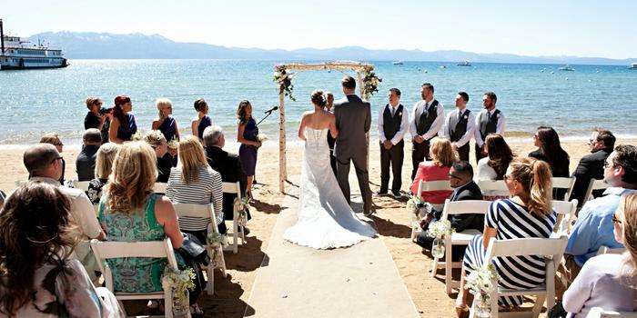 Zephyr Cove Resort wedding venue picture 2 of 6 - Photo by: Gina Munda Photography