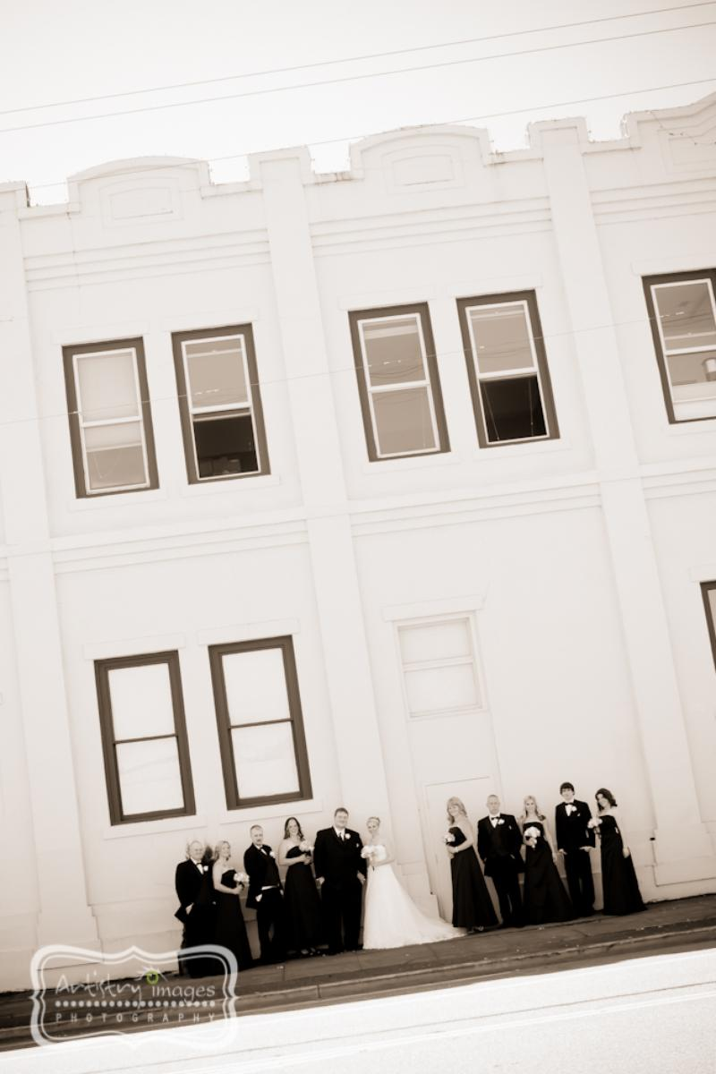 Marysville Opera House wedding venue picture 3 of 10 - Photo by: Artistry Images Photography