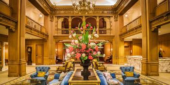 Fairmont Hotel Seattle weddings in Seattle WA