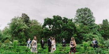 Tudor Place Historic House And Garden weddings in Washington DC