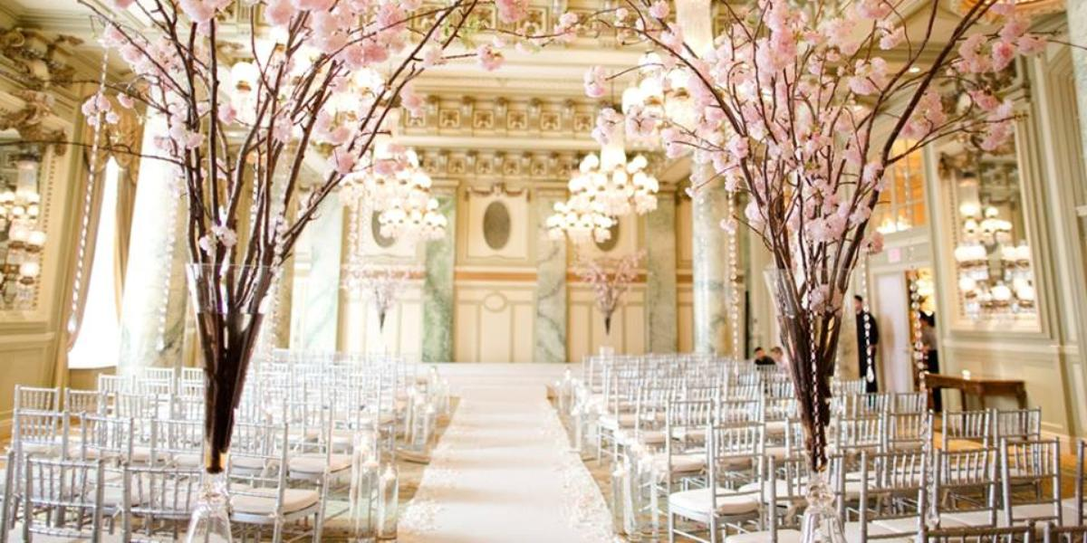 Outdoor Wedding Venues Washington State: The Willard Washington D.C. Weddings