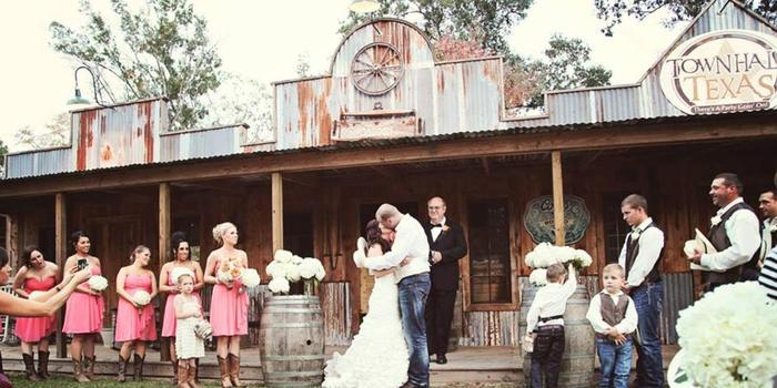 Montgomery County Texas Wedding Venues Mini Bridal