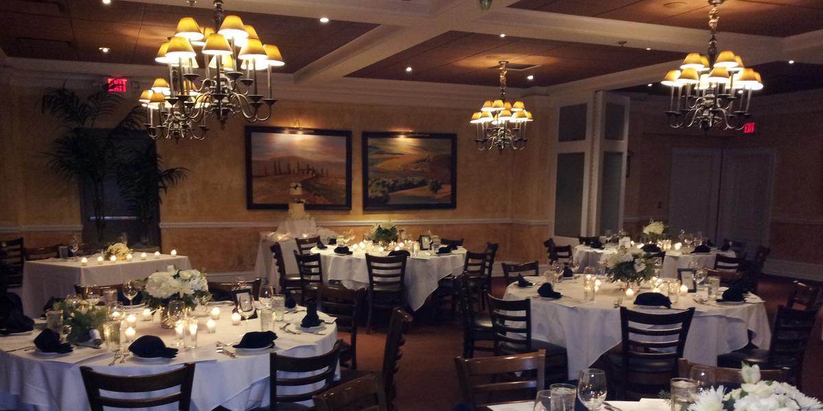 Brio Tuscan Grille At Polaris Fashion Place Weddings