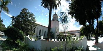 Unitarian Society of Santa Barbara weddings in Santa Barbara CA