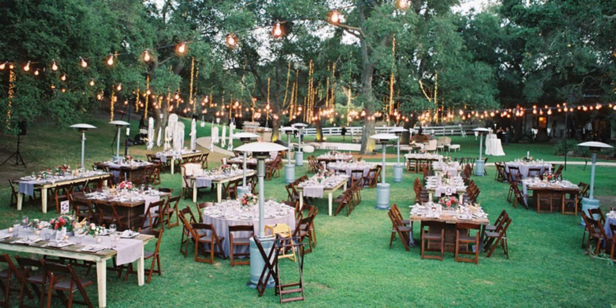 The Oak Grove At Saddlerock Ranch Weddings