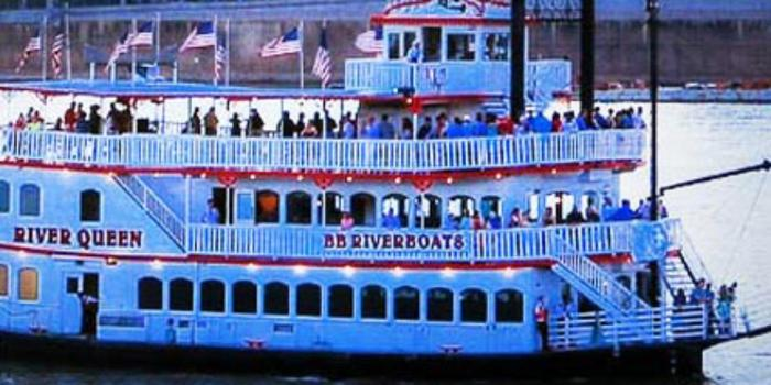BB Riverboats River Queen wedding venue picture 1 of 6 - Provided by: BB Riverboats