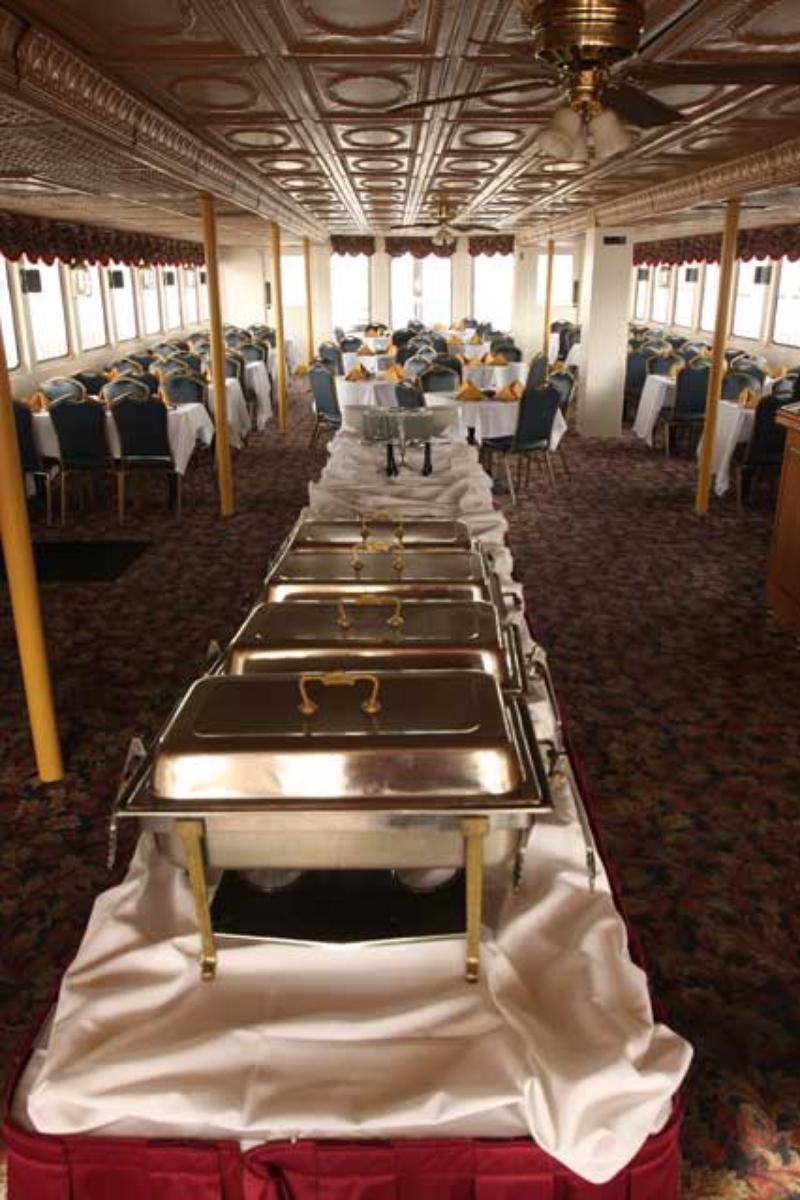 BB Riverboats River Queen wedding venue picture 5 of 6 - Provided by: BB Riverboats