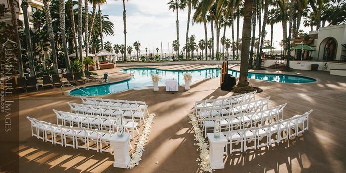 the waterfront beach resort a hilton hotel weddings. Black Bedroom Furniture Sets. Home Design Ideas