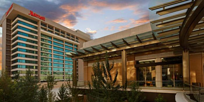 Salt Lake Marriott Downtown at City Creek wedding venue picture 2 of 8 - Provided by: Salt Lake Marriott Downtown City Creek