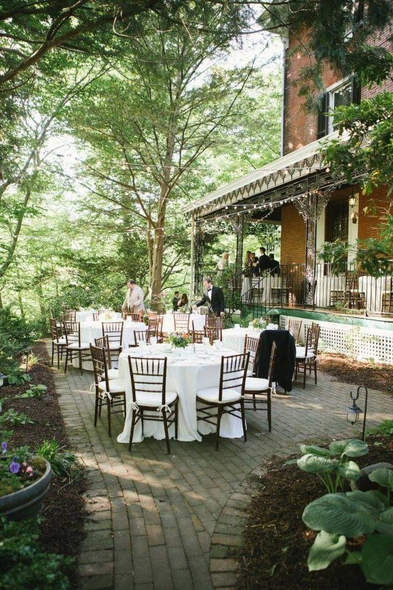 Faunbrook Bed & Breakfast wedding venue picture 9 of 14 - Photo by: We Laugh We Love