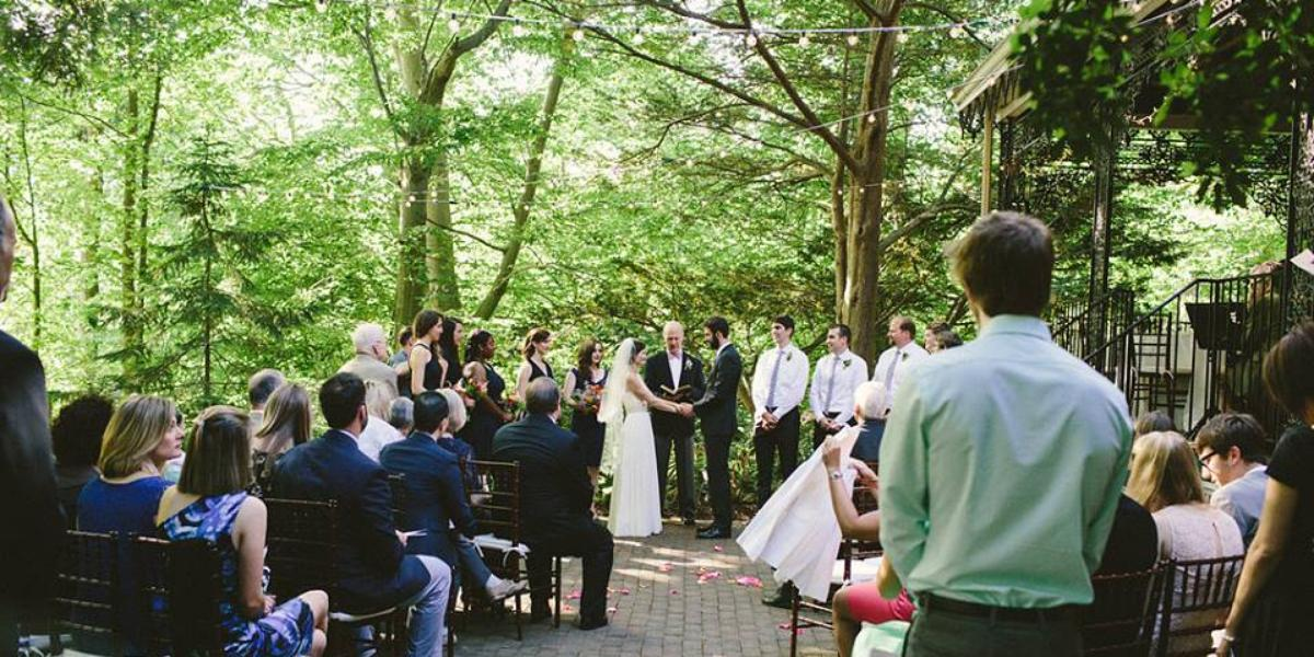 Faunbrook Bed & Breakfast Weddings | Get Prices for ...