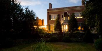 Woodrow Wilson House Museum weddings in Washington DC