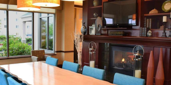 Hilton Garden Inn Polaris Weddings Get Prices for Wedding Venues