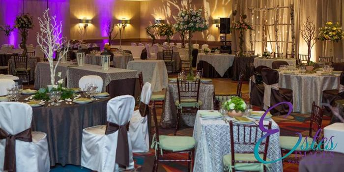 Crowne Plaza Dayton wedding venue picture 3 of 12 - Photo by: Estes Images Photography