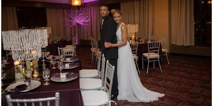 Crowne Plaza Dayton wedding venue picture 6 of 8 - Provided by: Pottinger Photography