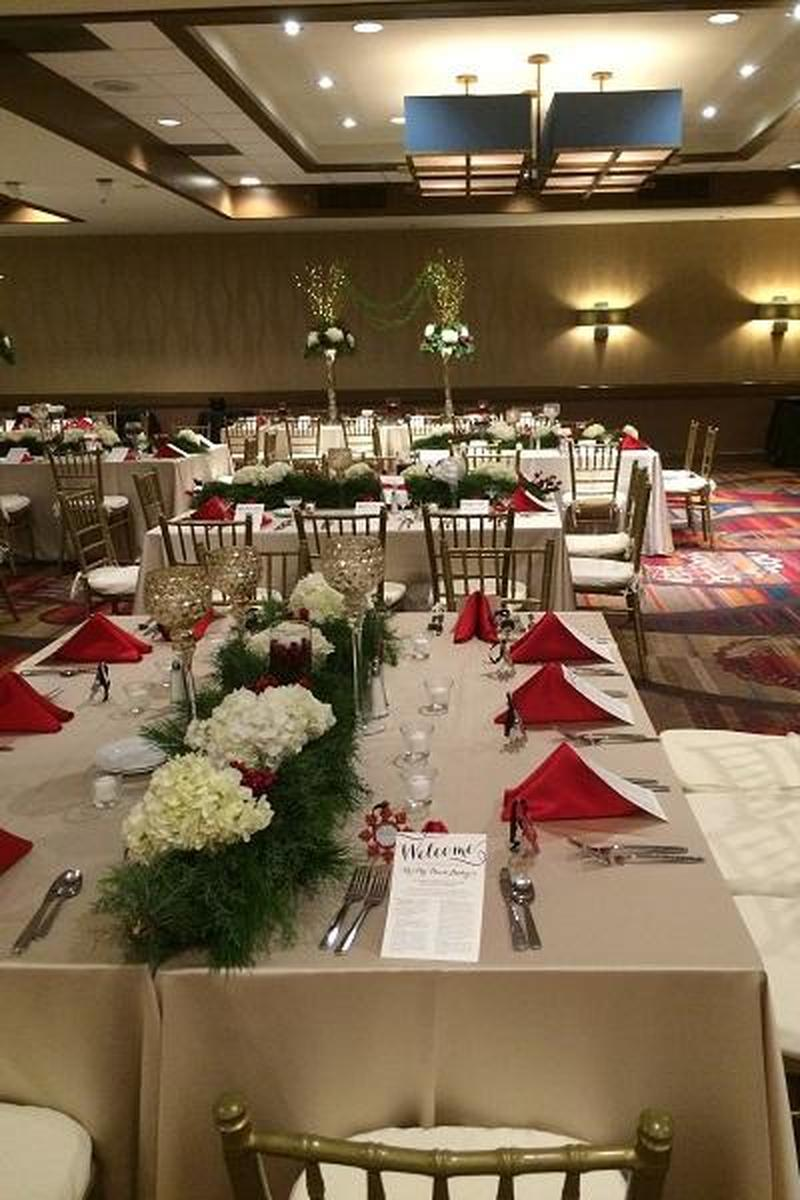 Crowne Plaza Dayton wedding venue picture 5 of 8 - Provided by: Crowne Plaza Dayton