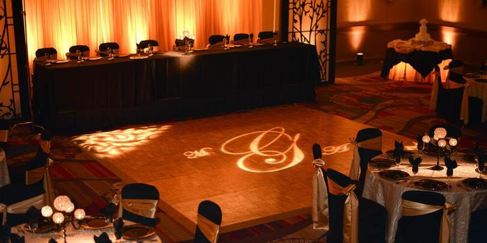 Crowne Plaza Dayton wedding venue picture 3 of 8 - Provided by: Red Bricks Photography