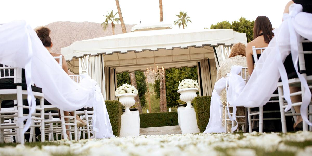 Avalon Palm Springs Weddings