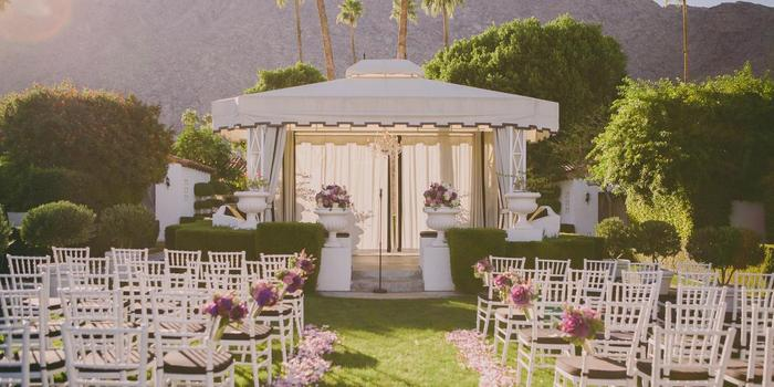 Avalon Palm Springs Wedding Venue Picture 10 Of 16 Provided By