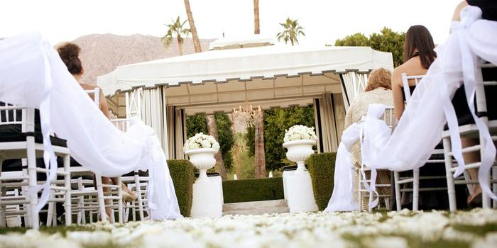 Avalon Palm Springs Wedding Venue Picture 3 Of 16 Provided By