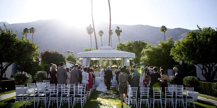 Avalon Palm Springs Wedding Venue Picture 11 Of 16 Provided By