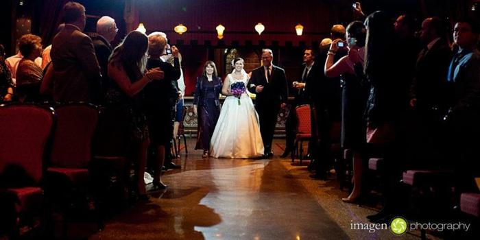 House Of Blues Cleveland wedding venue picture 12 of 16 - Photo by: Imagen Photography