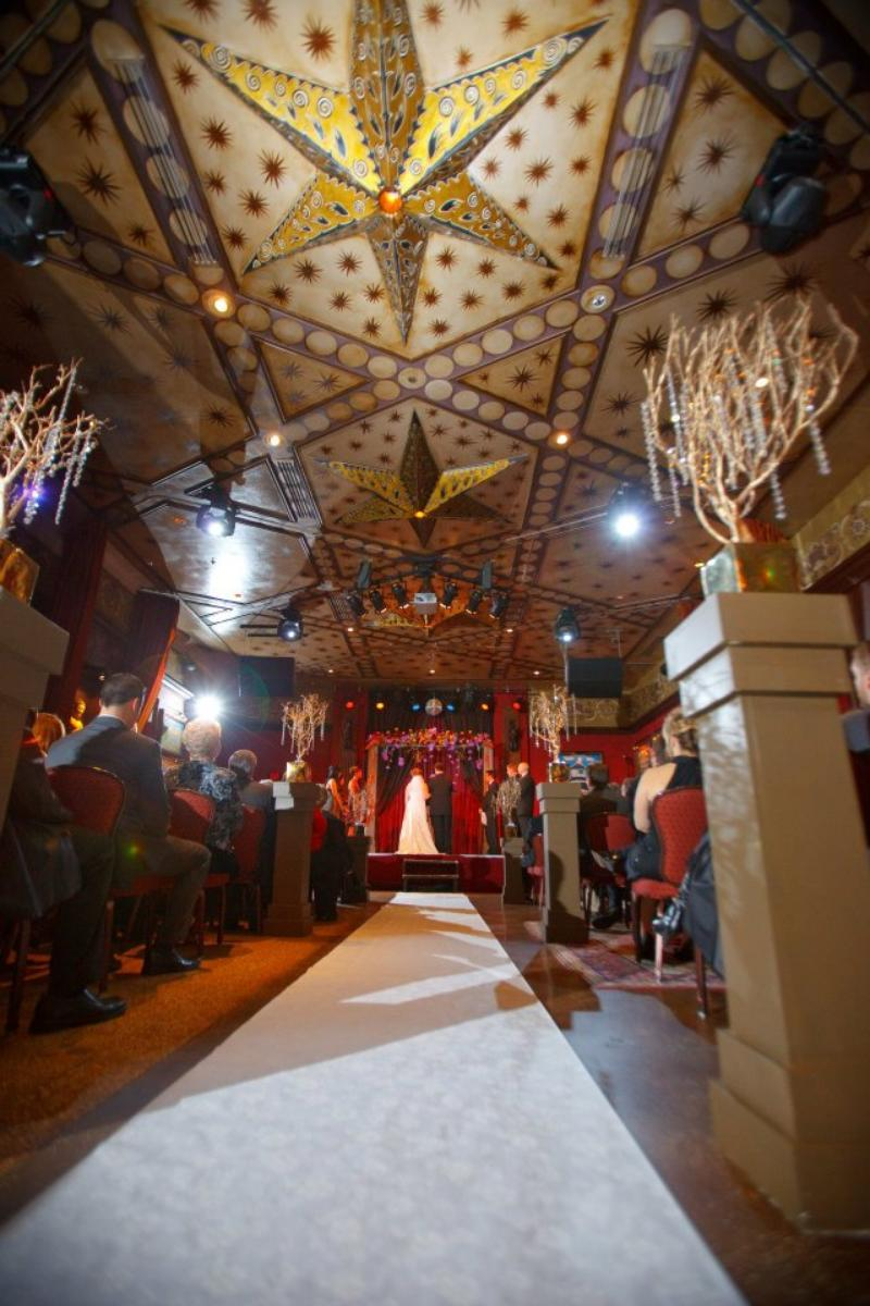 House Of Blues Cleveland wedding venue picture 11 of 16 - Provided by: House Of Blues Cleveland